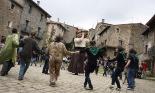 L'any 2010 en 100 imatges Festa del Roser de Vallfogona. Foto: Arnau Urgell