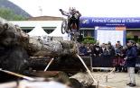 L'any 2010 en 100 imatges Dani Comas guanya la prova de la Copa del Món de bicitrial de Ripoll. Foto: Gerard Garcia