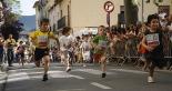 L'any 2010 en 100 imatges La mainada participant a la Cursa del Comte Arnau de Campdevànol. Foto: Arnau Urgell