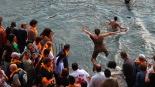 L'any 2010 en 100 imatges Remullada al Ter en la Festa Major de Camprodon. Foto: Valldecamprodontv.com