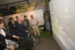 L'any 2010 en 100 imatges El conseller Josep Huguet inaugura el CAT de Ripoll. Foto: Adrià Costa