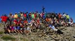 L'any 2010 en 100 imatges Tast de vins al cim del Puigmal. Foto: D.O. Empordà