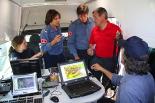L'any 2010 en 100 imatges Simulacre de rescat de boletaires després de quatre morts. Foto: ACN