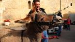 L'any 2010 en 100 imatges L'ase, de nou, protagonista de la Festa Major de Sant Martí de Vilallonga. Foto: Valldecamprodontv.com