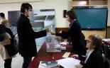 L'any 2010 en 100 imatges CiU supera el 50% de vots en les eleccions al Parlament al Ripollès. Foto: Arnau Urgell