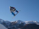 Resum 2011 Campionats del Món d'Snowboard als Alabaus de la Molina (Toses). Foto: Xevi Mas