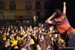 Resum 2011 Txarango en concert a la Festa Major de Sant Eudald. Foto: Marina Miquel