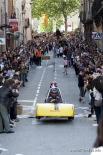 Resum 2011 Baixada de carretons de la Festa Major de Sant Eudald. Foto: Rastres (Gerard Garcia i Raül Duque)