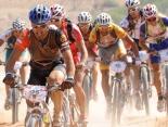 Resum 2011 El campdevanolenc Joan Llordella va aconseguir una victòria d'etapa a la Titan Desert. Foto: ElRipollès.info