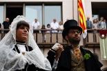 Resum 2011 Ball dels Pabordes de la Festa Major de Sant Joan. Foto: Arnau Urgell