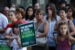 Resum 2011 Concentració pel català a l'escola a Ripoll. Foto: Arnau Urgell