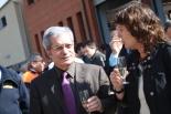 Inauguració ampliació i millora del parc de bombers de Ripoll