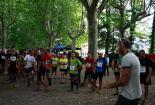 I Cursa de les Quatre Ermites de Ripoll Moments previs a la sortida al passeig Ragull. Foto: Arnau Urgell