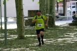 I Cursa de les Quatre Ermites de Ripoll Quim Merino arribant a la meta del passeig Ragull. Foto: Arnau Urgell