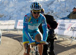 Volta Catalunya 2013: arribada a Vallter