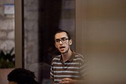 Vaga d'estudiants a Girona en suport de la consulta del 9-N