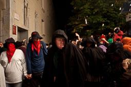 Fires de Sant Narcís de Girona 2014: pregó i correfoc