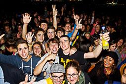 Fires de Sant Narcís de Girona 2014: concert de Txarango