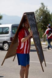 Futbol: Girona 1 - Lugo 1