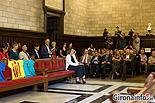 Ple de constitució de l'Ajuntament de Girona Concepció Veray Cama (PPC).