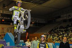 Trial Indoor Ciutat de Girona 2015