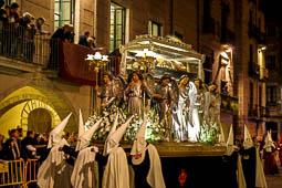 Processó del Sant Enterrament de Girona