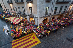 Assaig de la V a Girona
