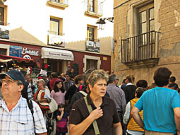 Fira de la Coca i el Mató de Monistrol de Montserrat