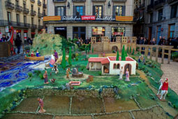 Ambient nadalenc a Barcelona
