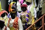 Festa de Reis d'Igualada Arribada del Patge Faruk IV (28 de desembre)