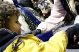 Festa de Reis d'Igualada Arribada del Patge Faruk VI (28 de desembre)