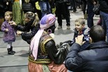 Festa de Reis d'Igualada Arribada del Patge Faruk VIII (28 de desembre)
