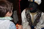 Festa de Reis d'Igualada Lliurament de la carta al Patge Faruk II (1 de gener)