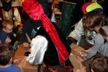 Festa de Reis d'Igualada Lliurant els regals IV (5 de gener)