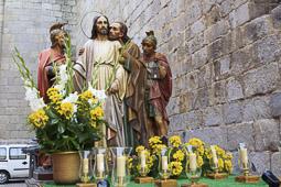 Processó de Dijous Sant a La Seu d'Urgell, 2015