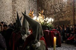 Processó del Sant Enterrament de Girona, 2015