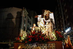 Processó del Sant Enterrament de Lleida, 2015