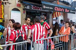 Festa dels Cors Muts a la Barceloneta