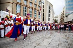 Festa de Sant Roc de Barcelona