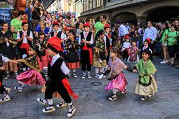 Festa Major de La Seu d'Urgell 2015: Ball Cerdà