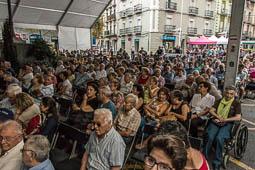 Festa Major de La Seu d'Urgell 2016:  Orquestra Nova Saturno