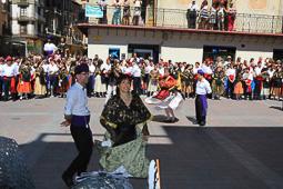 Festa Major de La Seu d'Urgell 2014: Ball Cerdà