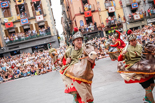 Festes del Tura: Ball i cercavila dels Gegants, Nans i Cavallets