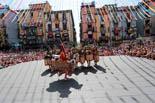 Festes del Tura 2016 : Ball a la Plaça Major