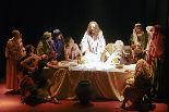 Christus, escenes de la Passió d'Olot a l'Orfeó