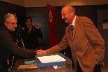 Mesa electoral d'Olot de les Eleccions a la Cambra de Comerç de Girona