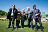 Resum de l'any 2016 a la Garrotxa <p>Acord entre els alcaldes de les Preses, la Vall d'en Bas i Olot per la variant.</p>
