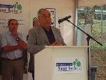 Inauguració de les noves instal·lacions del viver de Sant Iscle