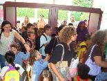 Inici del curs escolar al CEIP Malagrida i l'IES Bosc de la Coma d'Olot