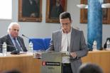 Constitució del nou Ajuntament d'Olot